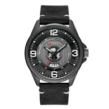 Load image into Gallery viewer, Men's Watches Leather Strap Men's Watches