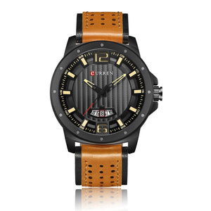 Men's Watches Calendar Quartz Men's Watches
