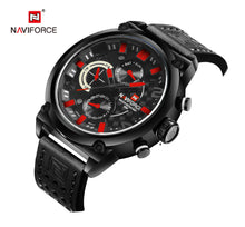 Load image into Gallery viewer, Men's Belt Quartz Watch Waterproof Casual Men's Watch
