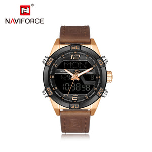 Men's watches LED electronic watches