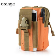 Load image into Gallery viewer, Men's Outdoor Sport Casual Waist Pack Purse Mobile Phone Waist Bags