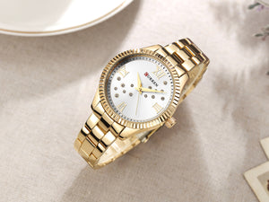 Women's Watch Waterproof Steel Strap Women's Watch