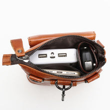 Load image into Gallery viewer, Men Multifunction Adjustable Straps Waist Pack