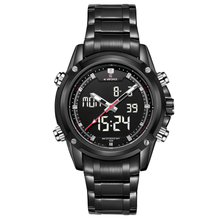 Load image into Gallery viewer, Men's Watches Digital Watch Watch Watch Waterproof Casual Steel Band Quartz Male
