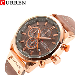 Men's Watches Belt Men's New