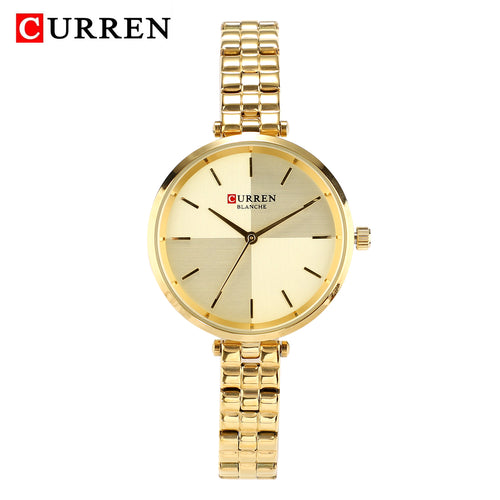 Women's Watch Fashion Women's Watch Waterproof Steel Strap Watch Casual Women's Watch
