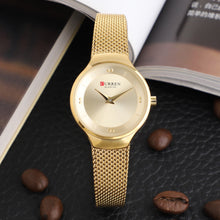 Load image into Gallery viewer, Women's Watch Waterproof Quartz Watch Mesh