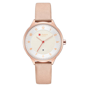 Women's Watch Belt Watch Waterproof Quartz Calendar Watch