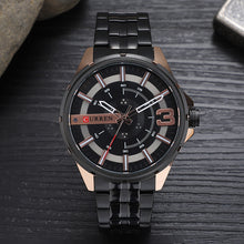 Load image into Gallery viewer, Men's watch waterproof quartz watch