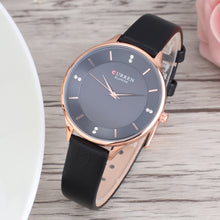 Load image into Gallery viewer, Leather Watches Waterproof Quartz Watches