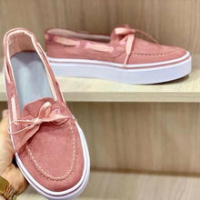 Load image into Gallery viewer, New Fashion Women's Dockside Flat Shoes
