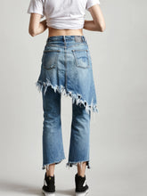 Load image into Gallery viewer, Women Casual Denim Pants
