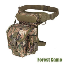 Load image into Gallery viewer, Newest SWAT Sports Fashion Military Camouflage Waterproof Waist Bag