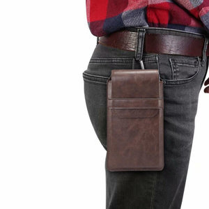 Mens Outdoor Sport Casual Purse Mobile Phone Waist Bags