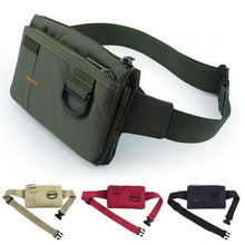 Load image into Gallery viewer, Men Tactical Waist Packs Belt Outdoor Cycling Riding Jogging Travel Sport Bag