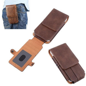 Cell Phone Holster Protective Case For Sports Hiking Camping Multi-Waist Bag
