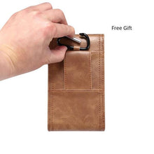 Load image into Gallery viewer, Universal Single-Fla Pocket Mobile Phone Waist Bag