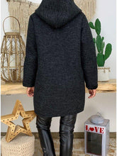Load image into Gallery viewer, Solid Casual Long Sleeve Outerwear