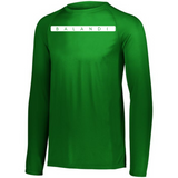 Activate Long Sleeve | Workout Shirt - Long Sleeve Gym Shirt | SWIFTY