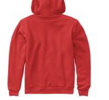 Block Hoodie  Burning Red Women's Hoodies balandi.myshopify.com Balandi