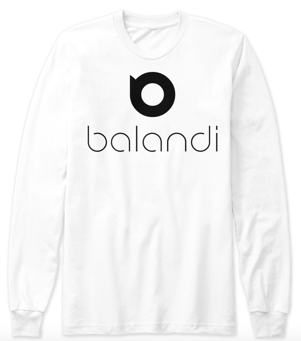 Hyper Long Sleeve Shirt,Men Long Sleeve T-shirt,Balandi.