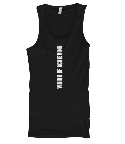 Vision of Achieving Tank - Balandi Performance Apparel & Sportswear, Lifestyle Brand