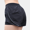 2-1 Sprint Shorts | 2-in-1 shorts | Workout Shorts | Fitness Shorts