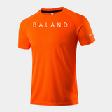 Visionary T-shirt | Workout Shirt - Short Sleeve Gym Shirt | Balandi