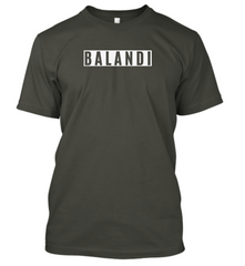 Block T-shirt - Balandi Performance Apparel & Sportswear, Lifestyle Brand