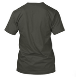 Block T-shirt  Forest Grey Men's T-shirts balandi.myshopify.com Balandi
