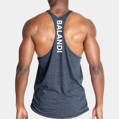 Balandi Progression Stringer | Bodybuilding Stringer | Tank Top Stringer Mens