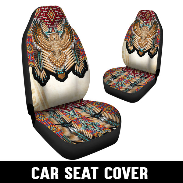 Native Car Seat Cover 0123