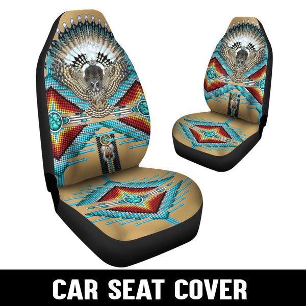 Native Car Seat Cover 0091