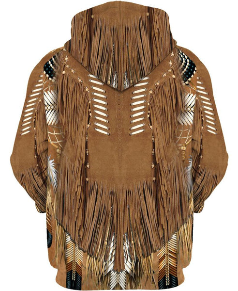 Brown Native Style