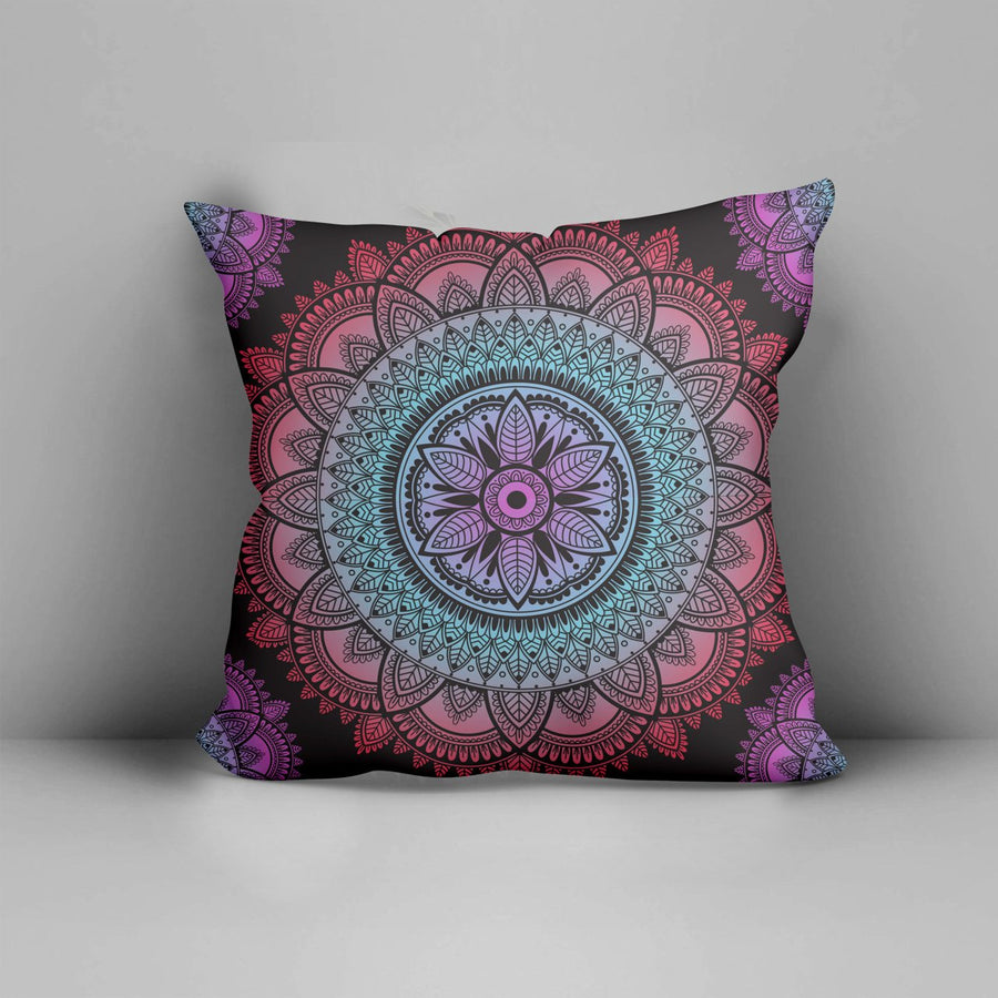 Mandala Pillow Cover 12