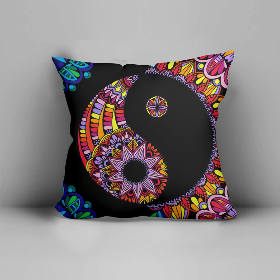 Mandala Pillow Cover 22