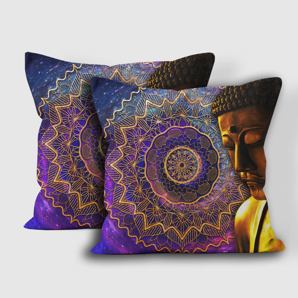 Mandala Pillow Cover 25
