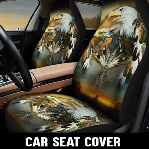 Native Car Seat Cover 40