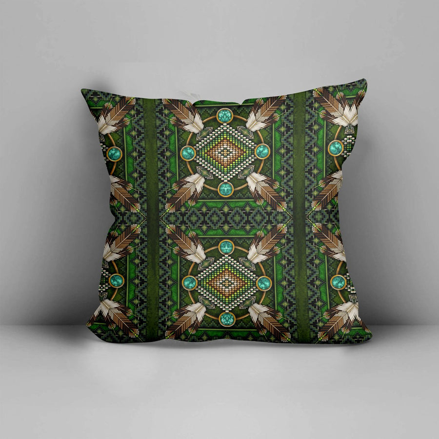 Native American Pillow Cover 49