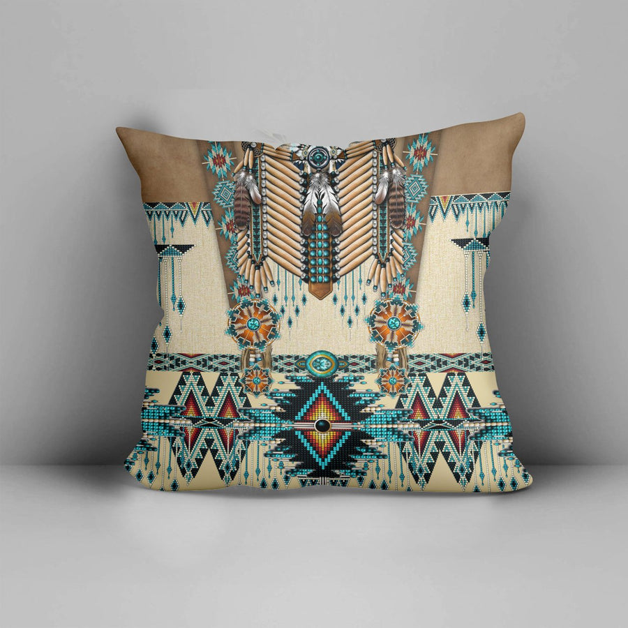 Native American Pillow Cover 52