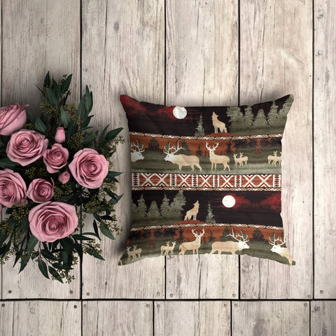 Native American Pillow Cover 53