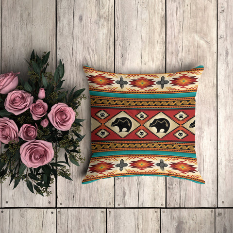 Native American Pillow Cover 54