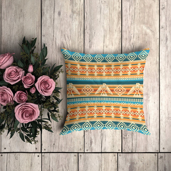 Native American Pillow Cover 59