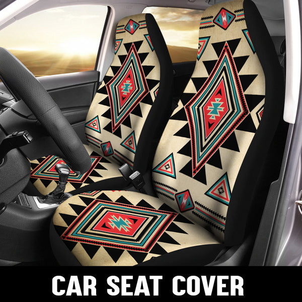 Native Car Seat Cover 0094
