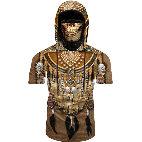 Hoodie With Gaiter 0009
