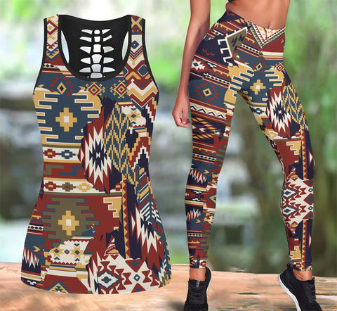 Native American Tank Top & Legging Set 03