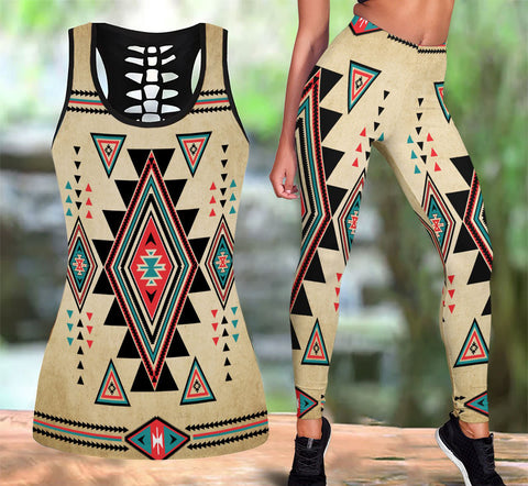 Native American Tank Top & Legging Set 21