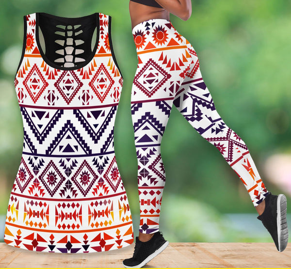 Native American Tank Top & Legging Set 22
