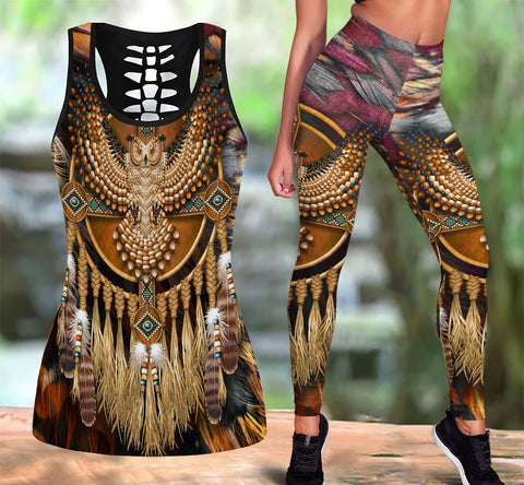 Native American Tank Top & Legging Set 26