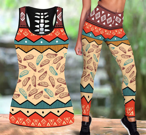 Native American Tank Top & Legging Set 29